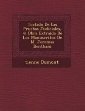 Tratado de Las Pruebas Judiciales, 4: Obra Extraida de Los Manuscritos de M. Jer