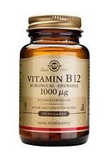 Solgar, Vitamin B12 1000 ug Nuggets, 250