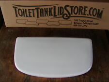 """Gerber Toilet Tank Lid #2 Unknown model number 15 1/4"""" x 7 3/4"""" White 6F"""