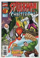 Spider-Man: Chapter One #0 (Apr 1999 Marvel) [Lizard, Vulture, Sandman] Byrne m-