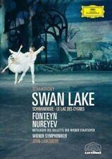 Swan Lake Wiener Symphoniker Nureyev 0044007340448 DVD Region 1