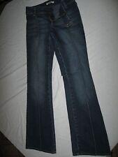 Mavi Women's Adriana Boot Cut Jeans Size 29 x 32 Low Rise Blue Stretch Denim