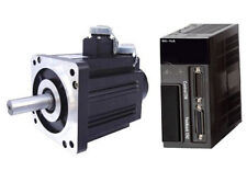 New AC Servo Motor&Drive Compete Set 2KW 7.7Nm 2500rpm