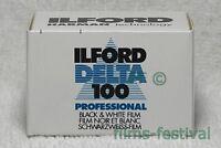 5 rolls ILFORD Delta 100 35mm 36exp Film Black and White B&W 135-36