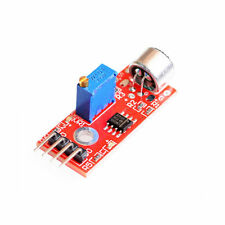Microphone Sensor AVR PIC High Sensitivity Sound Detection Module Arduino CAWd
