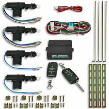 KIT CENTRALISATION A TELECOMMANDE PLUG AND PLAY UNIVERSEL CITROEN 2CV 2 CV
