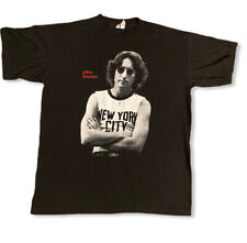 Vintage 1996 John Lennon T Shirt Cronies 100% Cotton Made In USA Size M