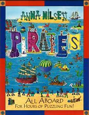 Pirates All Aboard - Activity Bk   Look & Find, Puzzles, NEW - FREE  S/H  Offer*