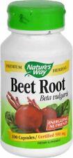 Beet Root, Nature's Way, 100 capsule