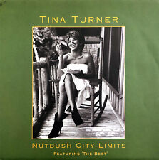 "Tina Turner 7"" Nutbush City Limits (The 90's Version) - Germany (EX/EX+)"