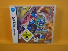 DS MEGAMAN STARFORCE 2 Zerker x saurios DSi 3 DS Mega Man Capcom Nintendo PAL UK