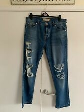 Men's Next Ripped Jeans 34S