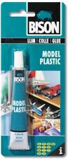 Bison Model Plastic Adhesive Transparent Glue Craft Art Hobby 25ml Waterproof