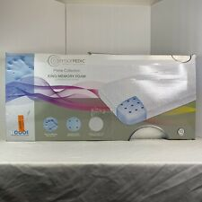 Sensorpedic OVERSIZED Pillow Cold Touch Gusseted Gel-Infused Memory Foam