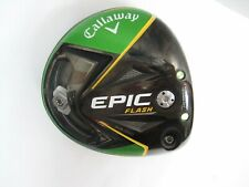 Callaway EPIC FLASH Sub Zero Driver head 9.0 Excellent Right Handed Authentic