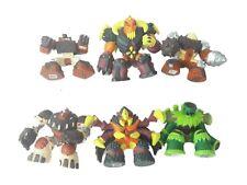 6 x Gormiti Giochi Preziosi Marathon Toy Action Figures Bundle