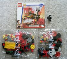 LEGO Disney Toy Story - Rare - Train Engine Bags 4 & 5 w/ Inst - From 7597 - New