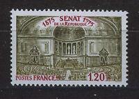 FRANCIA/FRANCE 1975 MNH SC.1434 Cent.of the Senate of the Republic