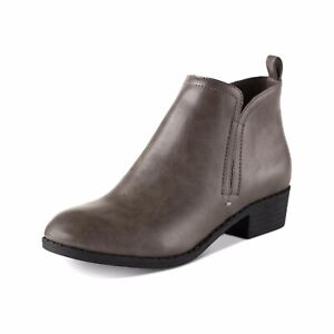 NEW American Rag CIE Women's ACADEEP Bootie Boots Size 5.5 M CHARCOAL $70