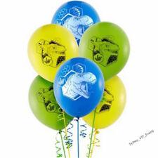 DINOSAUR BIRTHDAY PARTY JURASSIC WORLD LATEX BALLOONS 30CM HELIUM LATEX BOYS