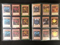 Yugioh Binder Collection - SEE DESCRIPTION
