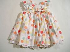 Spotted mamas & papas Party Dresses (0-24 Months) for Girls