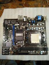 MSI 880GM-E35 MS-7641 VER: 1.0 MicroATX Desktop Motherboard AMD Socket AM3 DDR3