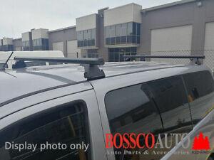Set of 2 Heavy Duty Roof Racks suitable for Volkswagen Transporter T5 T6 2004-20