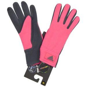 adidas climaheat Gloves-Fleece Handschuhe Thermohandschuhe Warm gefüttert pink