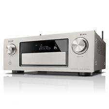Denon AVR X6300H *11.2 AV-Receiver *silber X 6300 H * X6300 NEU* HDCP 2.2 * HEOS