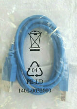 High speed USB PRINTER CABLE Blue 5 feet scanner 1.5m USB A Male to USB B male