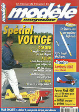 MODELE MAG N°617 PLAN : LIBELLE 6 / CLOUD DANCER / CAP 232 / DIABLOTIN SUPER