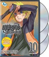 Naruto Shippuden [New DVD] Full Frame, Subtitled, Uncut