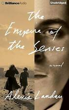 NEW The Empire of the Senses: A Novel by Alexis Landau