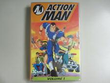 ACTION MAN - VOLUME 1 -  WALT DISNEY  - VHS