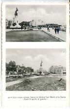 CP 62 PAS-DE-CALAIS - Boulogne-sur-Mer - Avant et après guerre - Statue Général