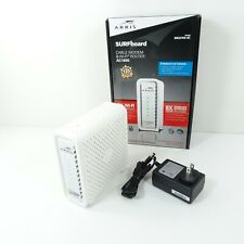 ARRIS SBG6700AC SURFboard Cable Modem & WiFi Router AC1600