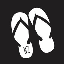 CAR STICKER NZ KIWI JANDALS For Car 4x4 Truck Fridge Boat Laptop MacBook ipad