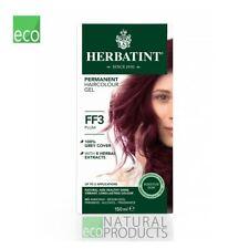 Herbatint Natural Hair Colour Plum FF3 150ml