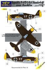 LF Models Decals 1/144 REPUBLIC P-47D THUNDERBOLT Captured Aircraft at Rechlin