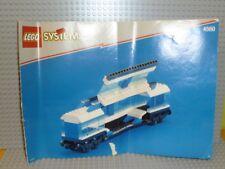 LEGO® Town Classic Bauanleitung 4560 Railway Express ungelocht BA Anleitung A