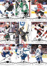 U PICK 4 CARD LOT 2018-19 18-19 UD Upper Deck Series 1 Base set cards #1-200