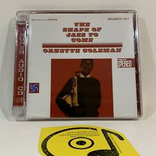 Ornette Coleman - The Shape of Jazz to Come - Super Audio CD SACD Hybrid SEALED