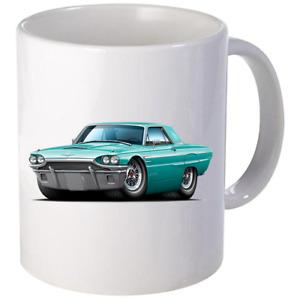 1965 Ford Thunderbird Hardtop Coffee Mug 11oz 15 oz Ceramic NEW