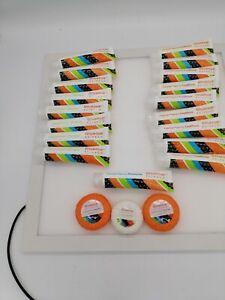 Lot of 21 Anuenue Rainbow Coconut Papaya Shampoo/Conditioner/Moisturizer/Soap