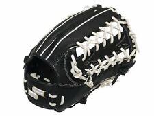 SSK Fire Heart 12.75 inch Black Baseball Softball Outfielder Glove