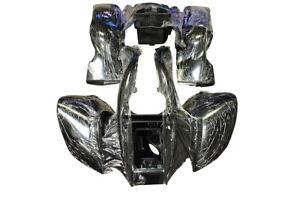 ATV Quad Body Plastic fender 110 125cc RedCat VX 150cc Roketa Yamoto 250cc Black