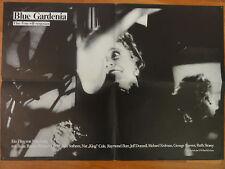 Fritz Lang BLUE GARDENIA Anne Baxter Nat King Cole