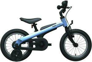 97% NEW Ninebot 14 inch  Blue Kid's Bike for Boys and Girls by Segway Gift