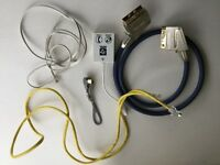 ADSL ACC-107-012 MODEM PHONE FILTER AWM E329905 CABLE & COMPUTER CABLE